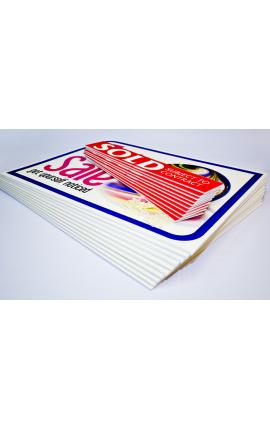 10 T-Board & Slip Pack