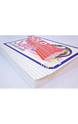 25 T-Board, Slip Pack