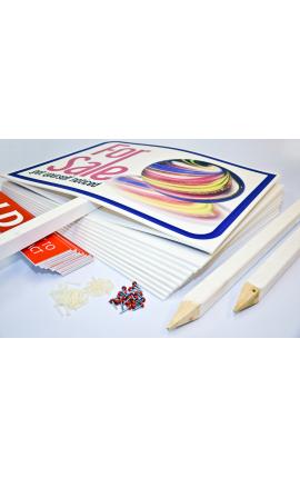 20 T-Board, Slip & Post Pack