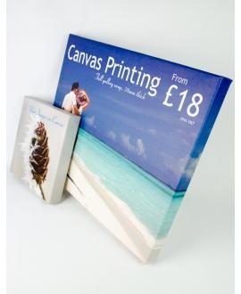 Canvas Print 24''x12''x 38mm deep