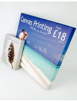 Canvas Print 36'' x 24''  x 38mm deep
