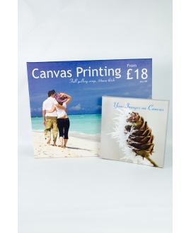 Canvas Prints 36''x 36''x 38mm deep