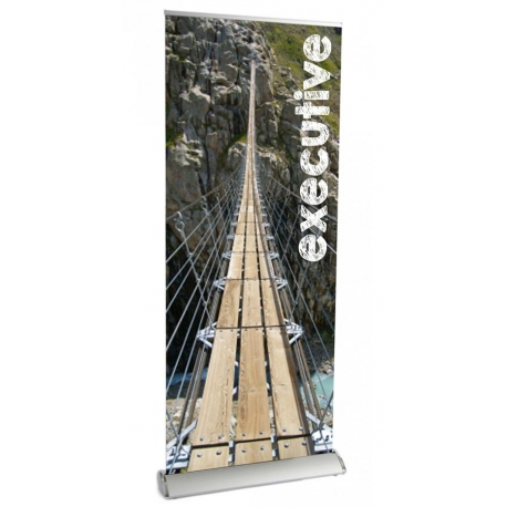 Executive Pull up Banner detail
