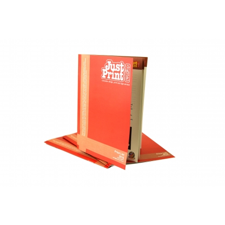 50 x 8 Page A6 Booklets or Brochures