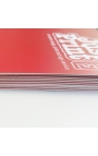 100 x 12 Page A6 Booklets or Brochures