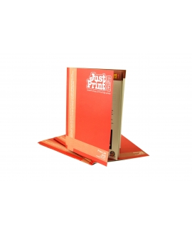 500 x 20 Page A6 Booklets or Brochures