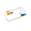 500 DL 100gsm Bond Compliment Slips