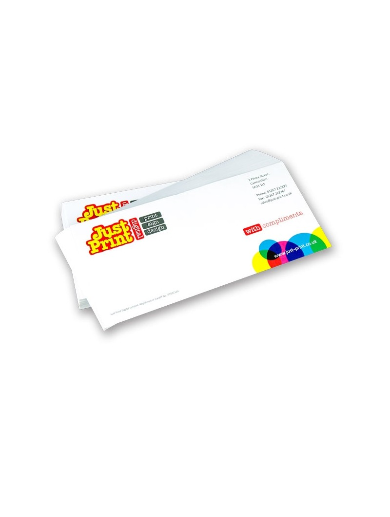 1500 DL 100gsm Bond Compliment Slips
