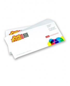 250 DL 120gsm Bond Compliment Slips