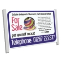 3ft x 4ft Commercial Estate Agent Boards