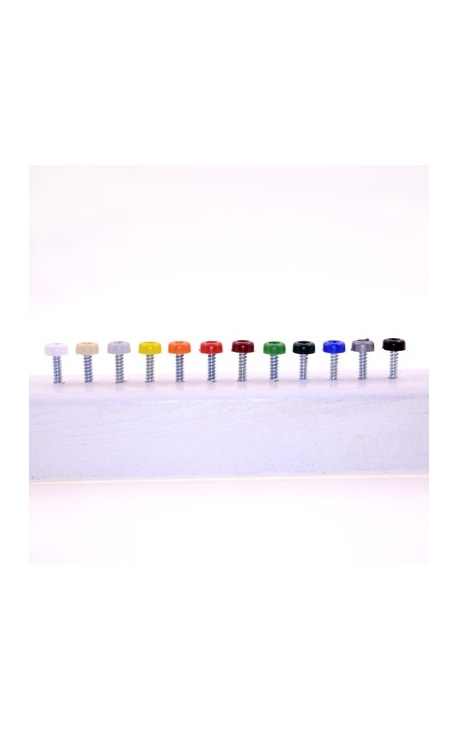 Button Head Screws for T Boards