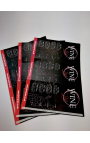 Set of 10 DL Table Talkers