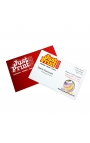 500 x PVC Cards Single Sided