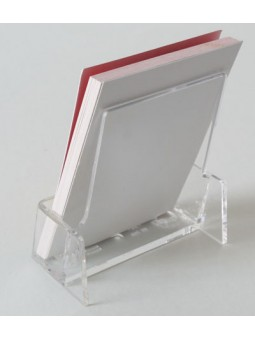 A Set of 10 Portrait Business Card Holders