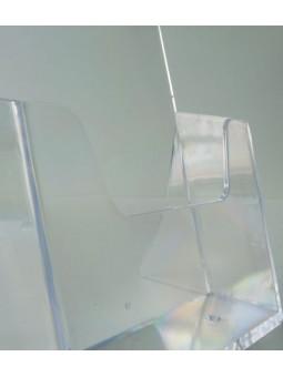 A Set of 2 DL Leaflet Holders