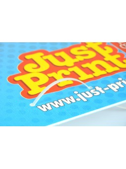 """Lamp post Advertising Boards 24 x 16"""" (8 pack)"""