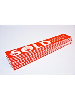 10 Flag Board & Slip Pack