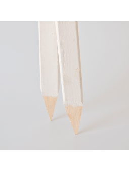 Wooden Posts for Flag Boards 2.4m x 45mm x 45mm