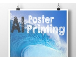 Single Sided A1 Poster