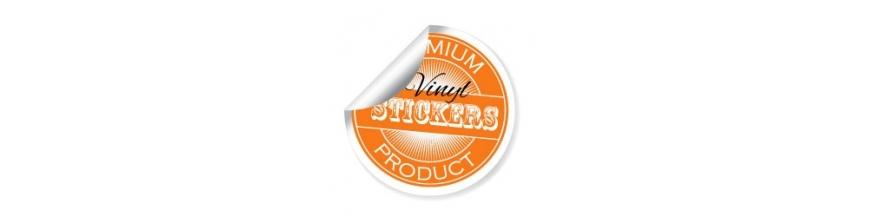 150x150mm Stickers