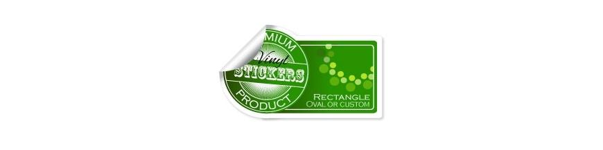 150x75mm Stickers
