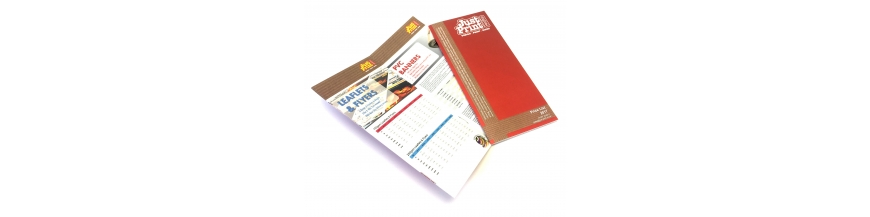 16 Page DL Booklet or Brochure