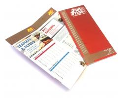 16 Page DL Booklet or Brochure