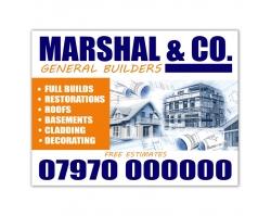 Builders Site Boards