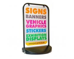 Pavement Signs